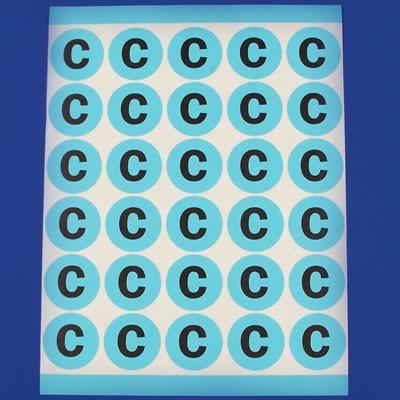 C Stickers