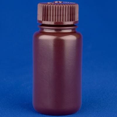 Amber Urine Container